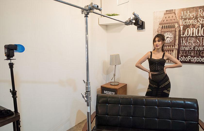 索尼闪光灯HVL-F60RM与商业人像摄影